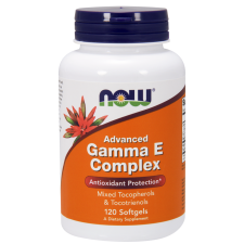 Advanced Gamma E Complex - 120 Softgels