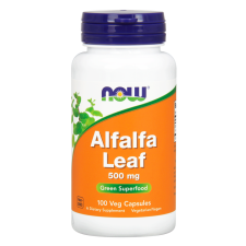 Alfalfa Leaf 500 mg - 100 Caps