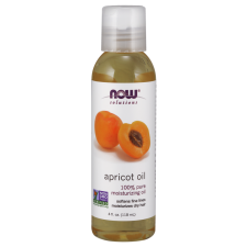 Apricot Oil - 118 ml. NOWFOODS