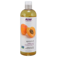 Apricot Oil - 473 ml. NOWFOODS