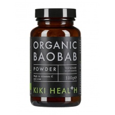 Baobab Powder Organic – 100g KIKI Health