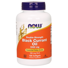 Black Currant Oil, 1000mg (Double Strength) - 100 softgels