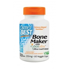 Bone Maker with Bonolive, 250mg - 60 vcaps DrBest