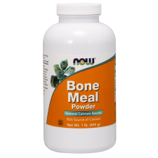 Bone Meal Powder – 454g NOWFOODS