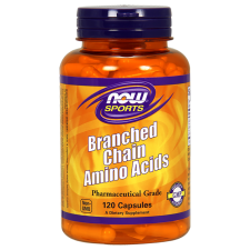 Branched Chain Amino Acids, Capsules - 120 caps NOWFOODS