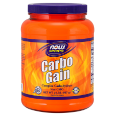 Carbo Gain 900g Nowfoods