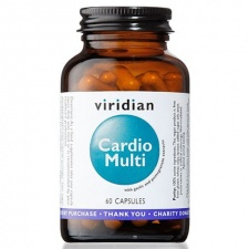 Cardio Multi  Suplement diety 60kp Viridian