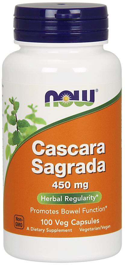Cascara Sagrada 450 mg - 100 Caps