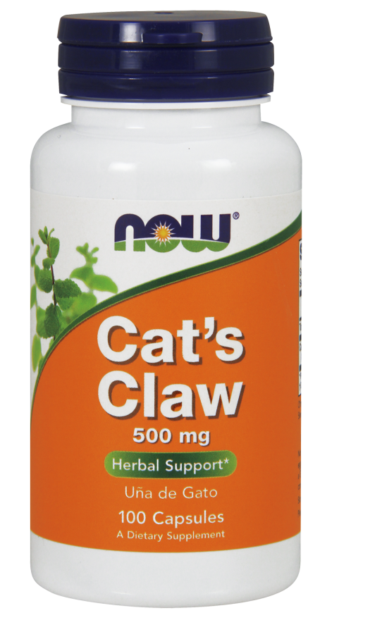 Cat\'s Claw 500 mg - 100 kapsułek
