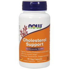 Cholesterol Support - 90 vcaps NOWFOODS