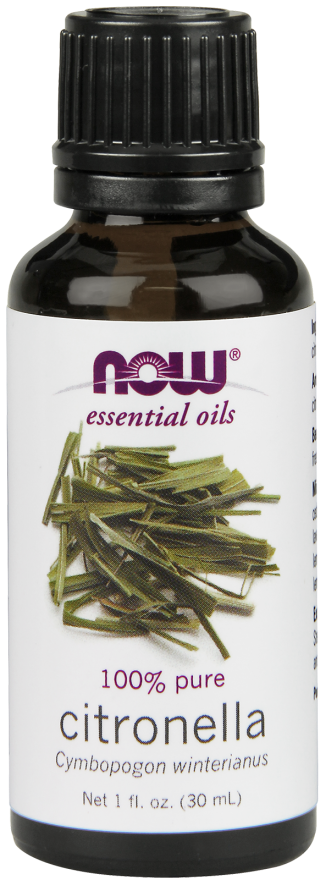 Citronella Oil 30ml NOW