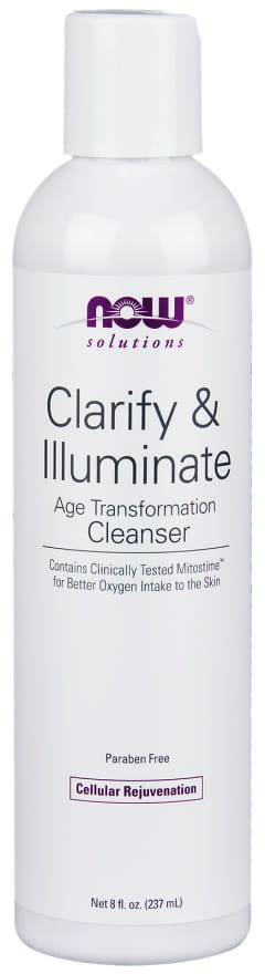 Clarify & Illuminate Cleanser 237ml Nowfoods