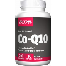Co-Q10, 200mg - 30 caps Jarrows