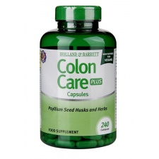 Colon Care Plus - 240 caps Holland & Barrett