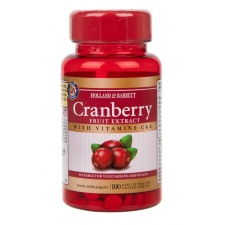 Cranberry Fruit Extract Zurawina - 100 tablets Holland & Barrett