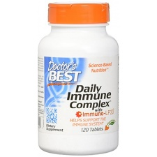 Daily Immune Complex - 120 tablets DrBest