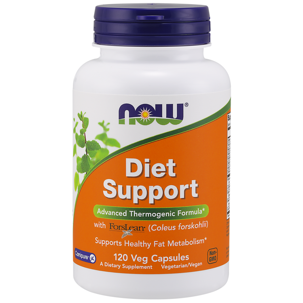 Diet Support - 120 vcaps NOWFOODS