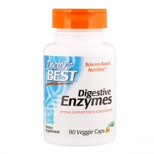 Digestive Enzymes - 90 vcaps DrBest