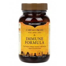 East Meets West Immune Formula - 30 caps Holland & Barrett