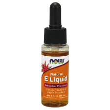 NOW FOODS Vitamin E Liquid - 30ml