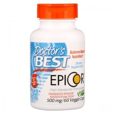 Epicor, 500mg - 60 vcaps DrBest