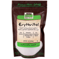 Erythritol, Pure - 454g NOWFOODS