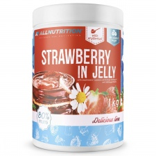 IN JELLY 1000 g STRAWBERRY ALLNUTRITION