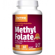 JARROW Methyl Folate 400mcg 60 vcaps