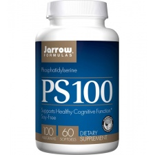 JARROW PS-100 (fosfatydyloseryna) 100mg 60sgels