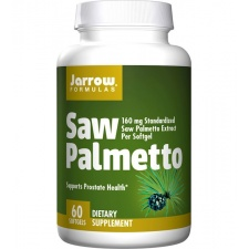 JARROW Saw Palmetto extract 60sgels