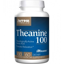 JARROW Theanine 100 100mg 60vcaps