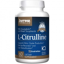 L-Citrulline, 60 tabletek Jarrow
