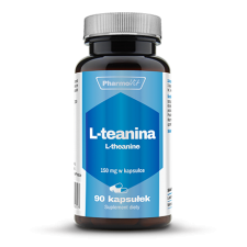 L-teanina L-theanine 90kaps Pharmovit
