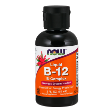 Liquid B-12 B_Complex 59ml Nowfoods
