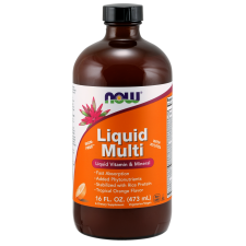 Liquid Multi Tropical Orange Vegetarian ok. 500ml