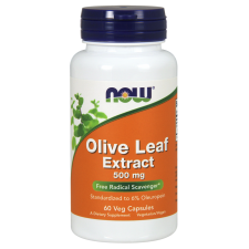 Liść oliwny Extract 500 mg Vegetarian - 60 Vcaps
