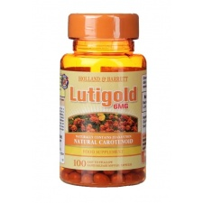 Lutigold Luteina, 6mg - 100 caps Holland & Barrett