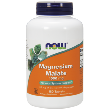 Magnesium Malate 1000 mg - 180 Tabletek