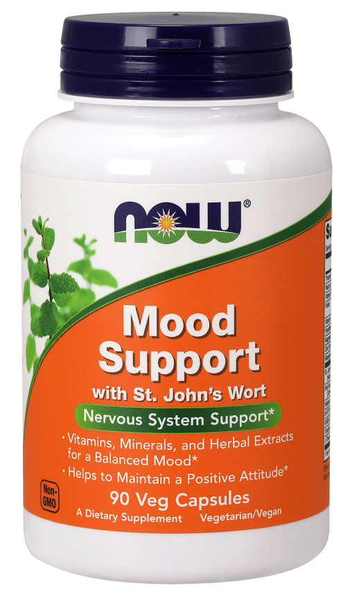 MOOD SUPPORT 90 KAPS Nowfoods