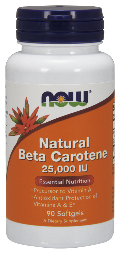Beta karoten Natural 25000IU 90kaps