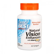 Natural Vision Enhancers - 60 softgels DrBest