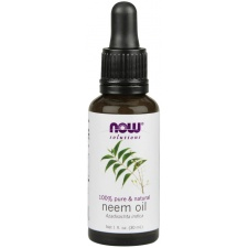 Neem Oil, 100% Pure - 30 ml. Nowfoods
