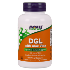 NOW DGL 400 MG 100 LOZ