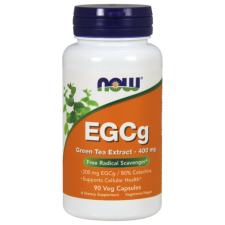 NOW EGCG 400MG 50% 90 VCAPS