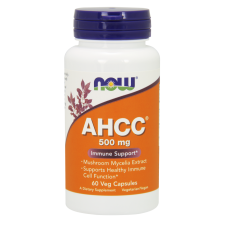 Now Foods, AHCC, Extra Strength, 500 mg, 60 Vcaps