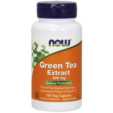NOW GREEN TEA EXTRACT 400 mg 100 VCAPS