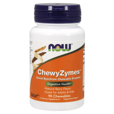 CHEWYZYMES 90kaps Nowfoods