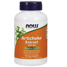 Karczoch EXTRACT 450mg 90kaps Nowfoods