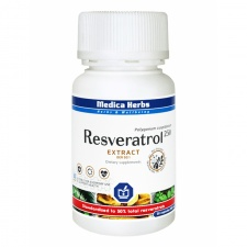 Resweratrol 250 50:1 500mg 30kaps