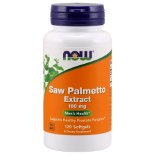 Saw Palmetto 160mg 120kaps Nowfoods